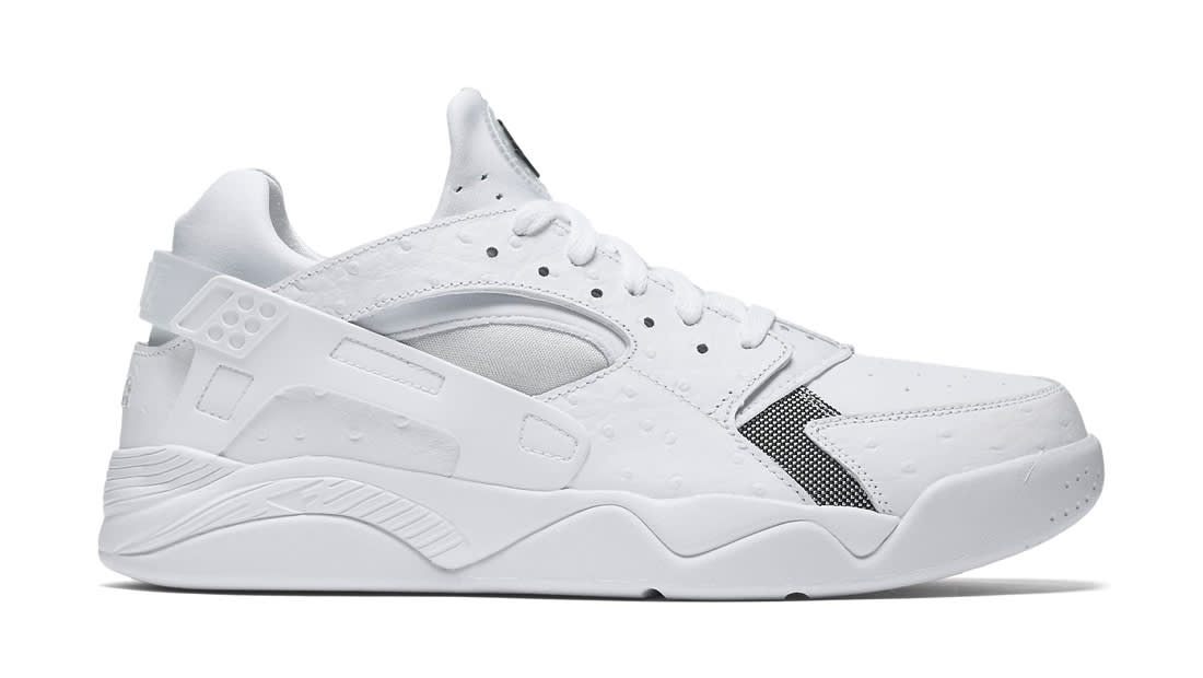 san francisco 8d5d2 20841 ... Nike Air Flight Huarache Low Nike Air Flight Huarache Low White Ostrich  ...