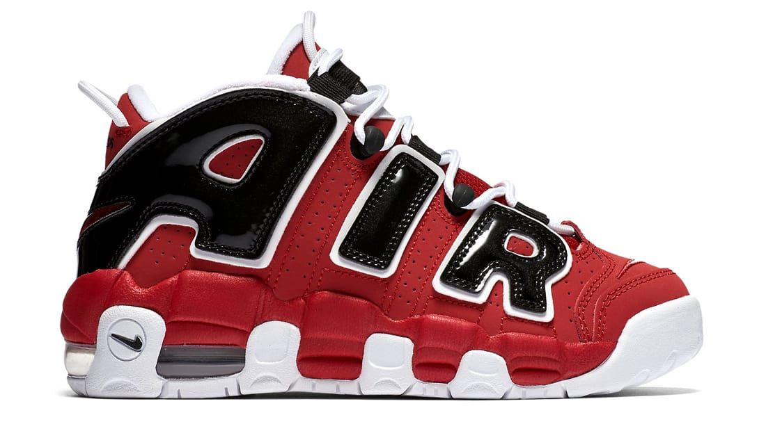 Nike More Uptempo Release Dates 2016