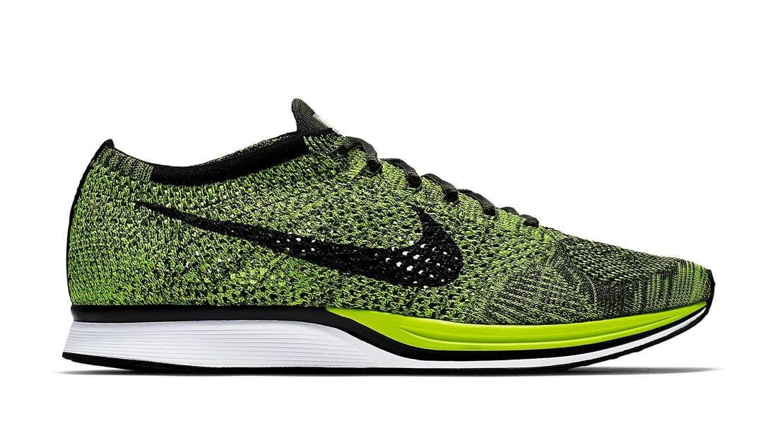 nike flyknit racer volt nike sole collector