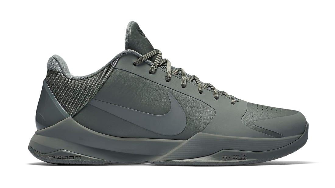 Nike Kobe 5 on Sale FTB Black MambaShoes_a0434