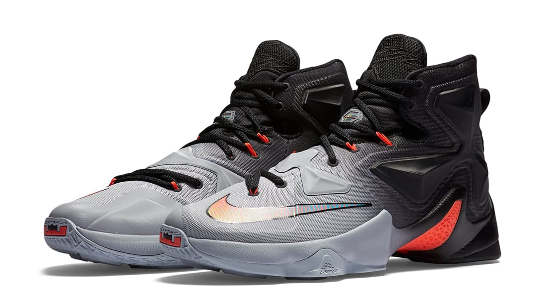 huge discount 76e4d 23634 ... black orange blue ... Image  Share Image ... lebron 13 lava that  releases next week  all release dates nike releases . ...