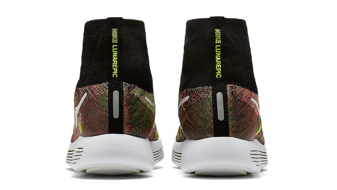 Cheap Nike LunarTempo 2 Women's Running Shoes Black/Clear Jade