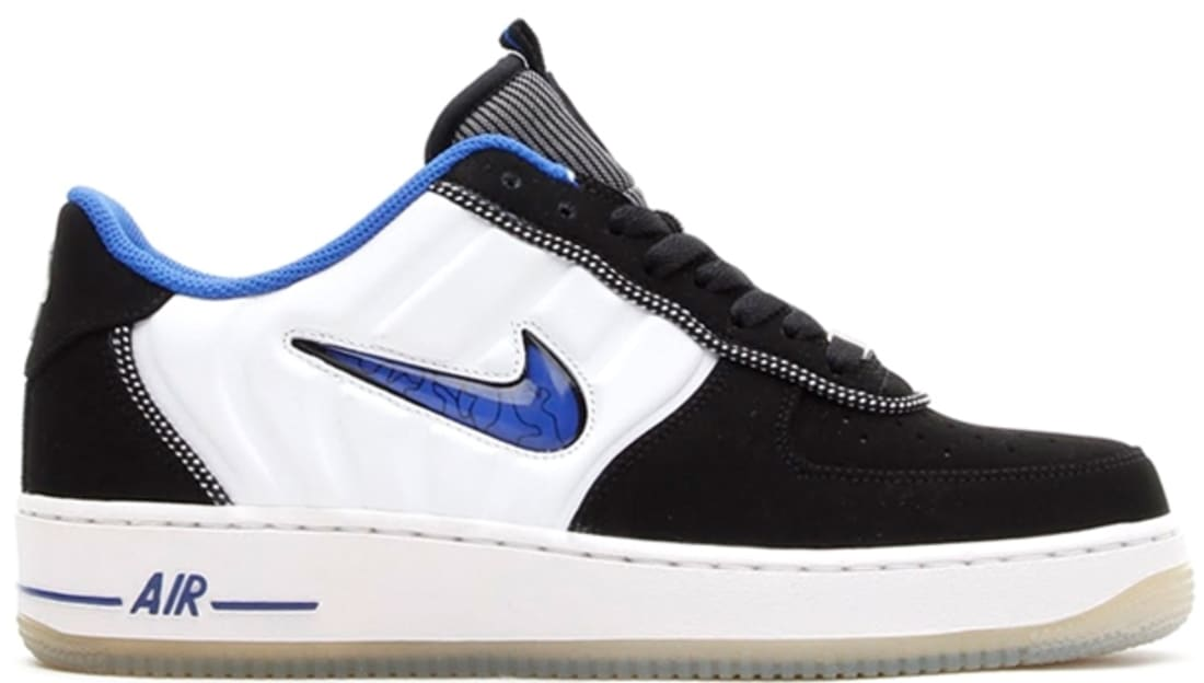 Nike Air Force 1 Low CMFT Penny Black Varsity Royal