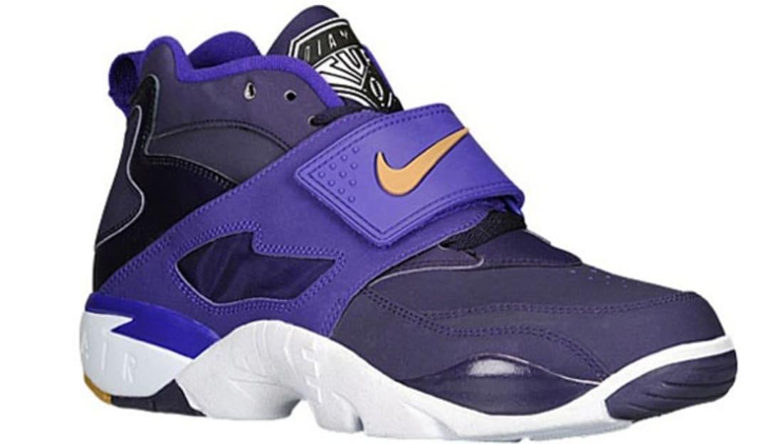 Air Diamond Turfv black/blueviolet shoes online hot sale