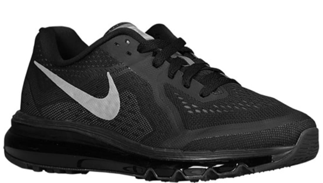 Nike Air Max 2014 Women\u0027s Black/Reflect Silver-Anthracite-Dark Grey | Nike  | Sole Collector