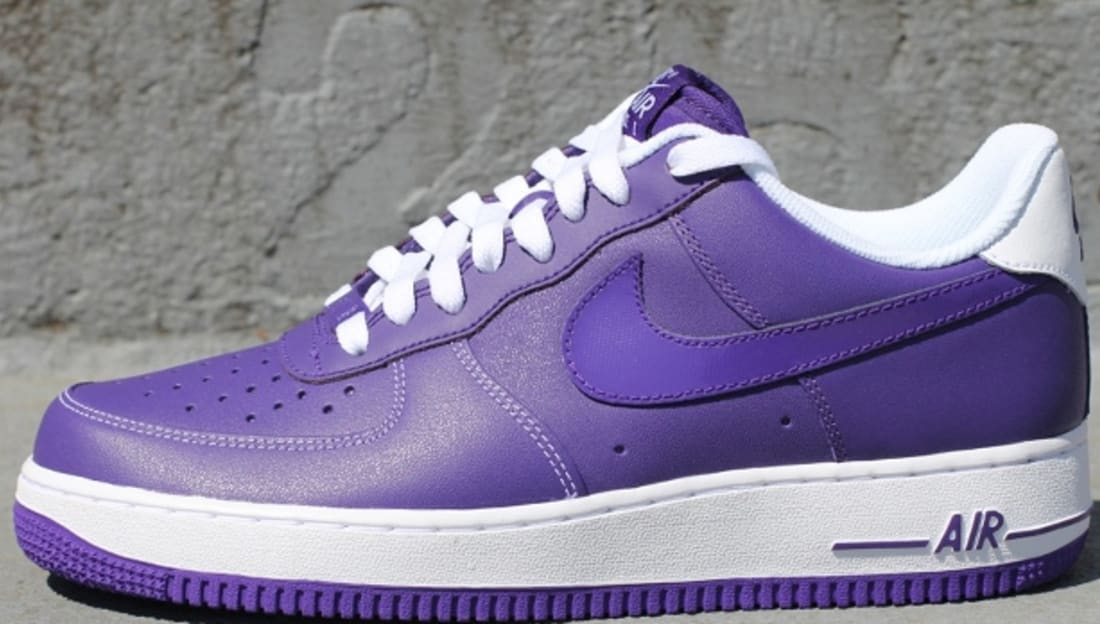 nike air force 1 low court purple nike