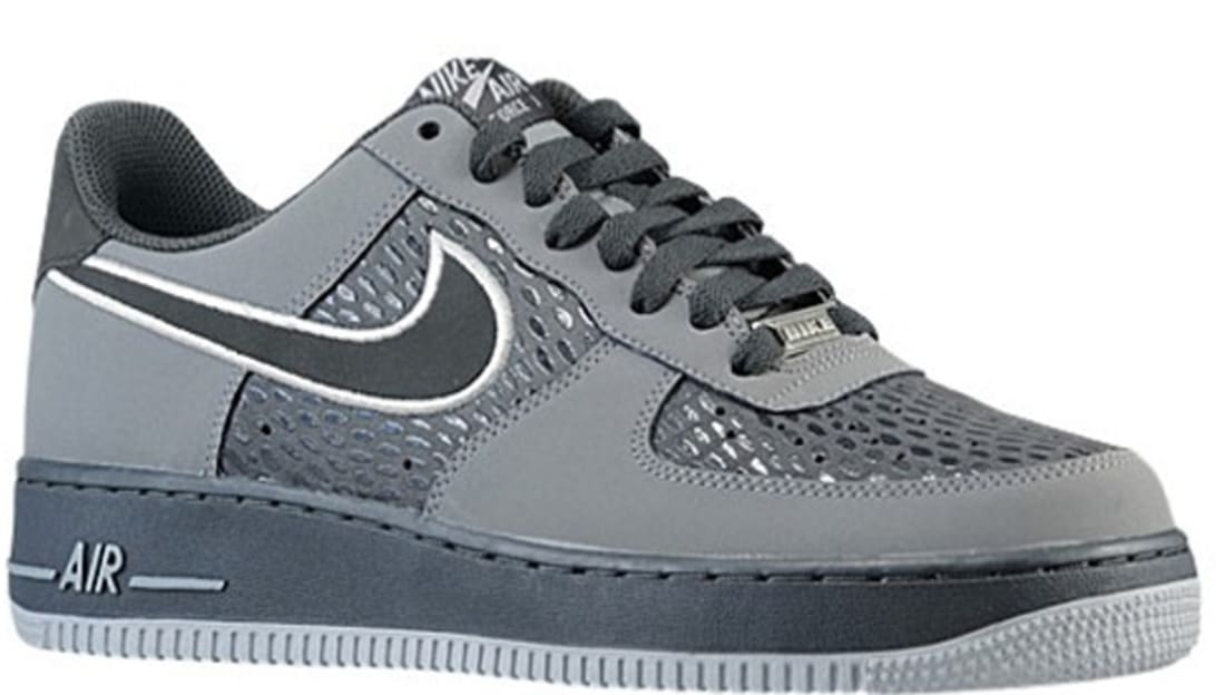 Nike Air Force 1 Low Cool Grey/Anthracite-Wolf Grey | Nike | Sole Collector