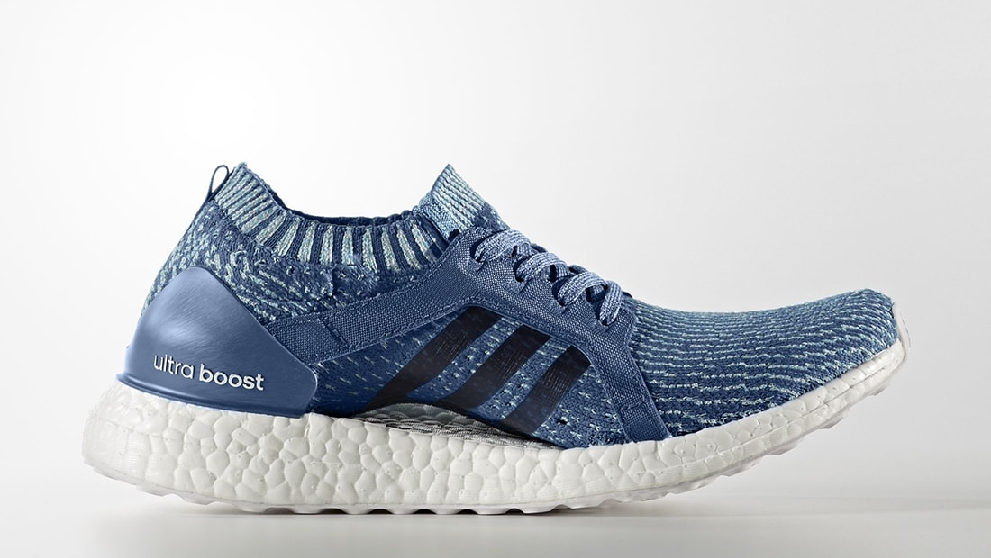 pretty nice ab88c 9a71b adidas ultra boost uncaged parley blue Adidas Originals Trainers ZX FLUX  Super GreenCore BlackWhite ...