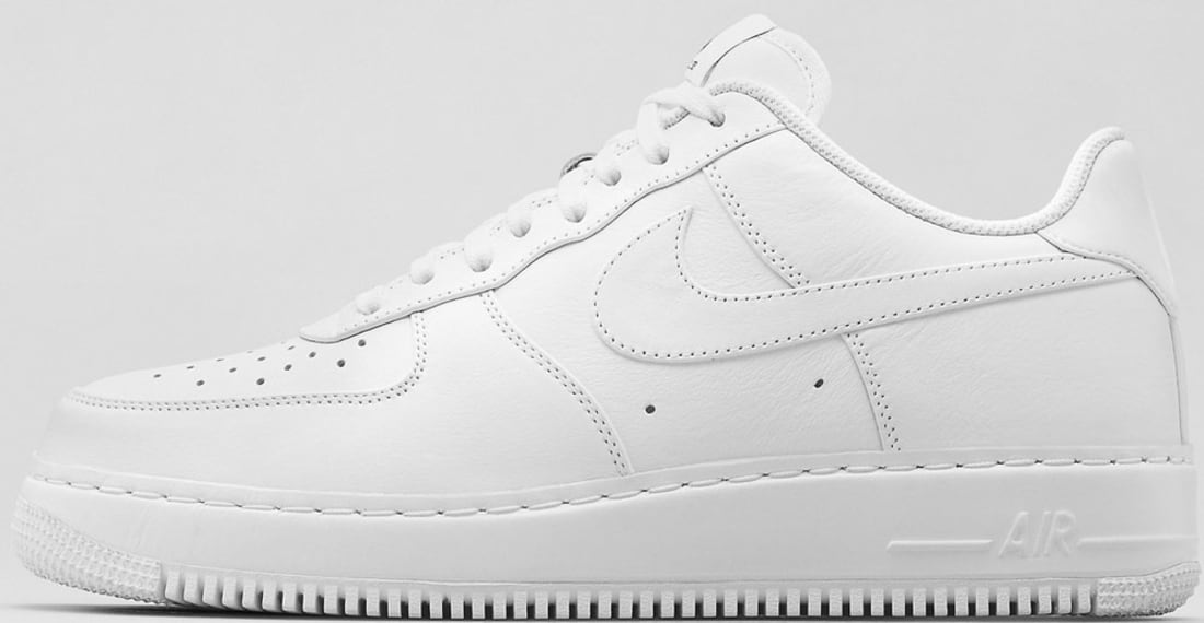 Nike Air Force 1 Cmft White / Team Orange / White