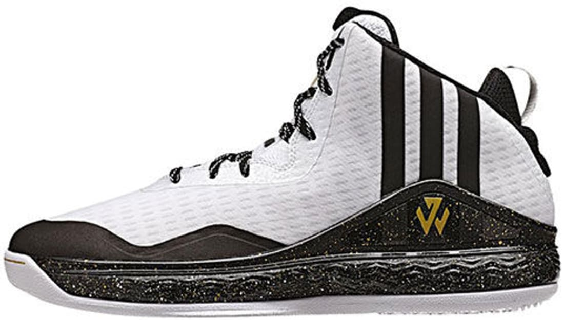 newest f415b d251d ... adidas J Wall 1 WhiteBlack-Gold Adidas Sole Collector ...