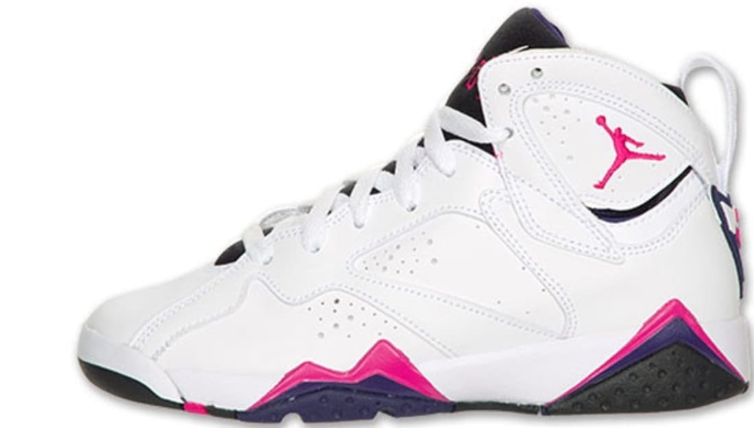 air jordan 7 retro girls' shoe