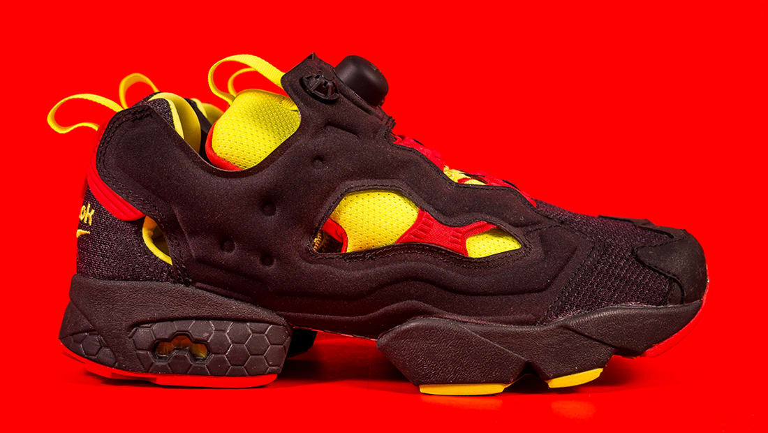 d303733abb52 ... Sp Superman  Reebok Instapump Fury x Packer Shoes ...