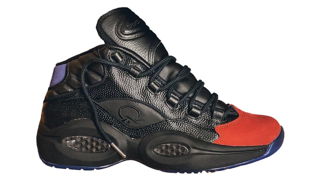b6ff5c4ef34 ... Reebok Question Mid x Packer Shoes ...