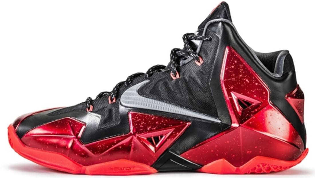 7d969cbad47 Nike LeBron 11 Heat Away Nike Sole Collector ...