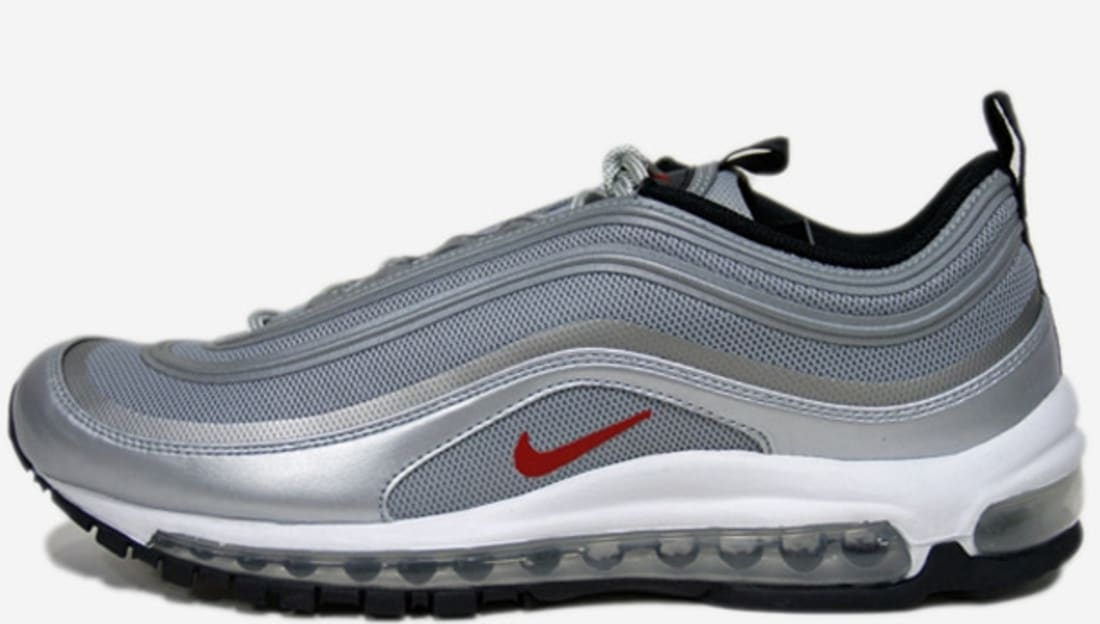 Cheap Nike Air Max 97 Ultra Boys' Grade School Running Shoes Met