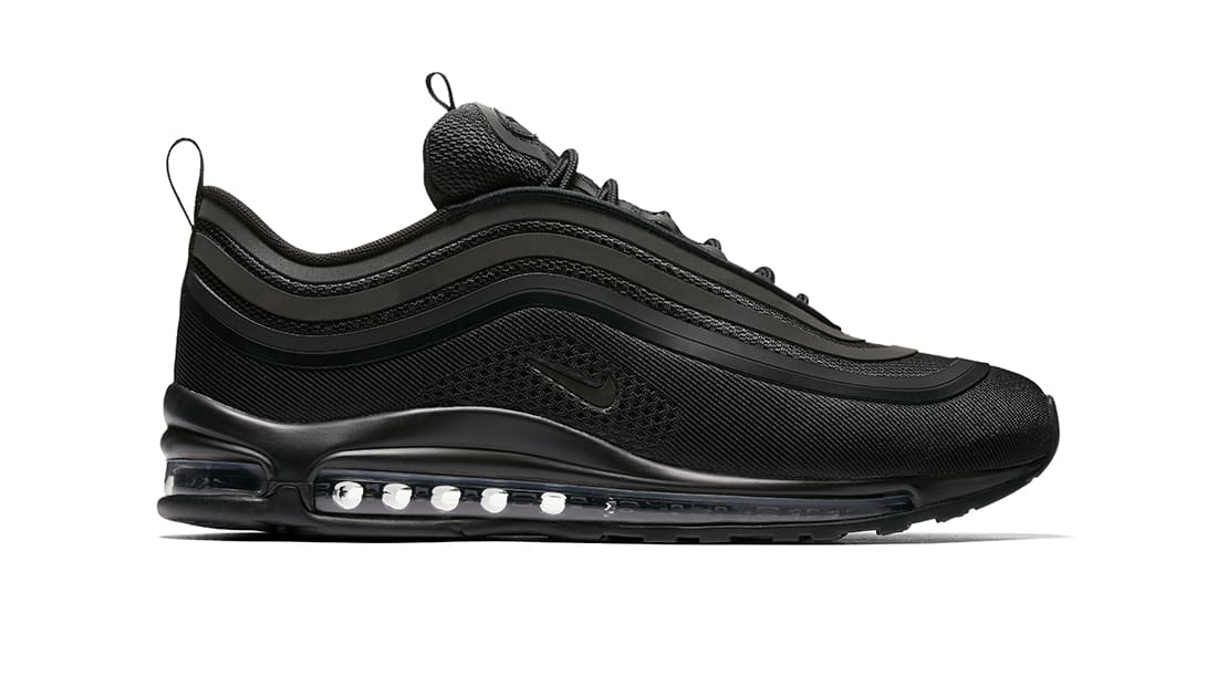 Nike Sportswear AIR MAX 97 17 Baskets basses black/white