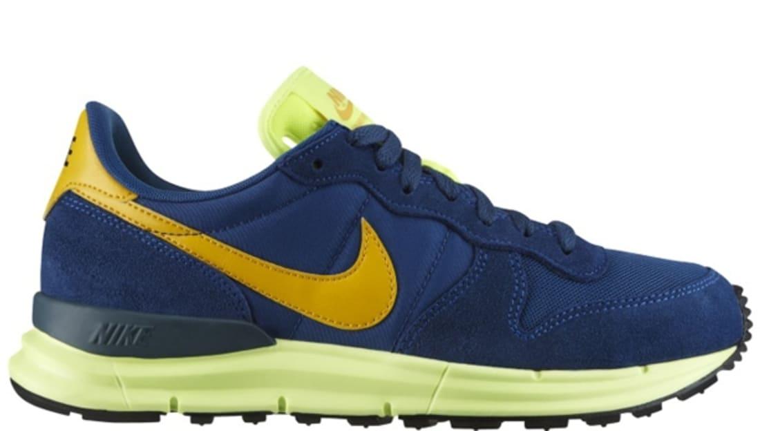 Nike Lunar Internationalist Court Blue Del Sol