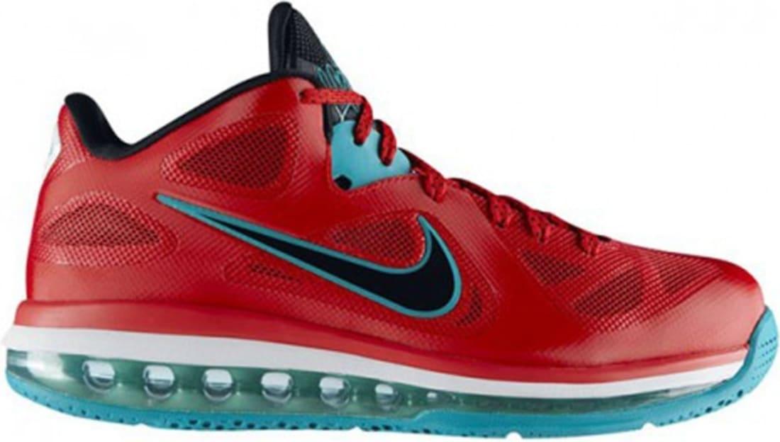 Nike LeBron 10 X Liverpool