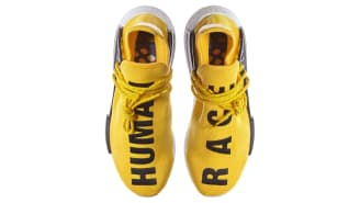 A New Pharrell x adidas NMD Human Race Sample Reads