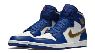61030b3e1cf587 6 Images. Description. The Jordan 1 joins the 2016 Rio Summer Olympics  celebration with the release of the Air Jordan 1 Retro High