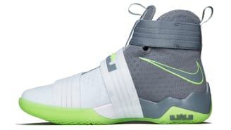 online store 7884a fd1c3 LeBron James Dunks on New Sneakers. By Brendan Dunne. Jul 15, 2016. An official  look at the