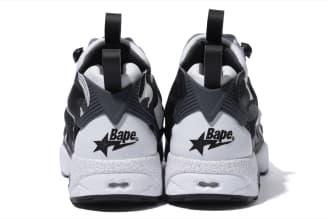 849faddd1027 Reebok Instapump Fury x MITA Sneakers x BAPE