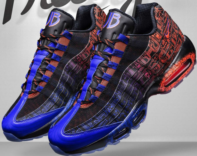c8f36308bf Nike Air Max 95 Premium Doernbecher   Nike   Sole Collector