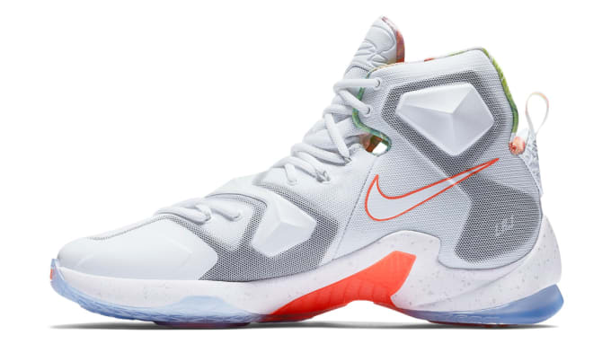 the latest 4dc24 a16ce ... discount nike lebron 13 easter nike sole collector c3ead e3af8