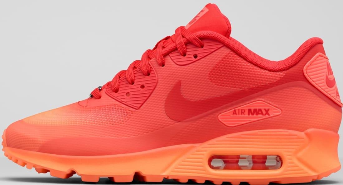 best cheap b6e5b 20653 Nike Air Max Hyperfuse Orange
