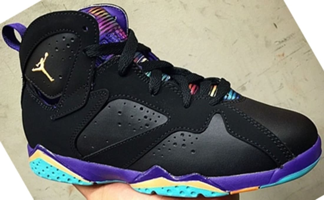 air jordan retro 7 court purple color