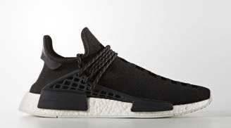"adidas HU NMD x Pharrell Williams ""Black"" (Human Species)"