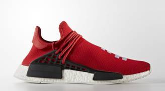 "adidas Hu NMD x Pharrell Williams ""Scarlet"" (Hu Race)"