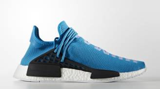 "adidas HU NMD x Pharrell Williams ""Blue"" (Human Being)"