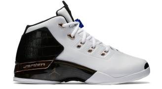 "Air Jordan 17+ Retro ""Copper"""