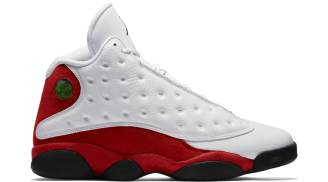 "Air Jordan 13 Retro ""White/True Red"""