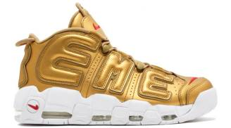 Nike Air More Uptempo x Supreme