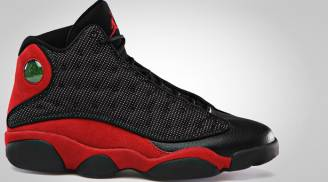 Air Jordan 13 Retro Black/Varsity Red '13