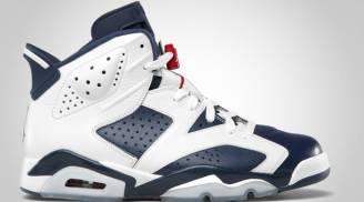 Air Jordan 6 Retro Olympic '12