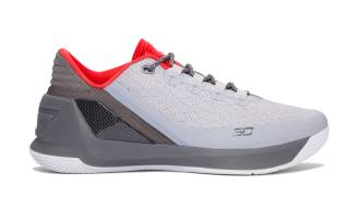 "Under Armour Curry 3 Low ""122"""