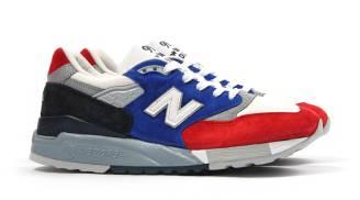 "New Balance 998 x CNCPTS ""Boston Marathon"""