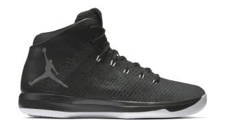 "Air Jordan XXX1 ""Black Cat"""