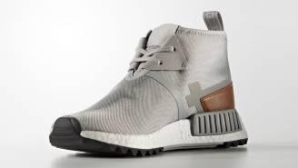 Adidas NMD C1 Chukka black OG US 9,5 EU 43 1/3 UK 9 pk r1 Klekt