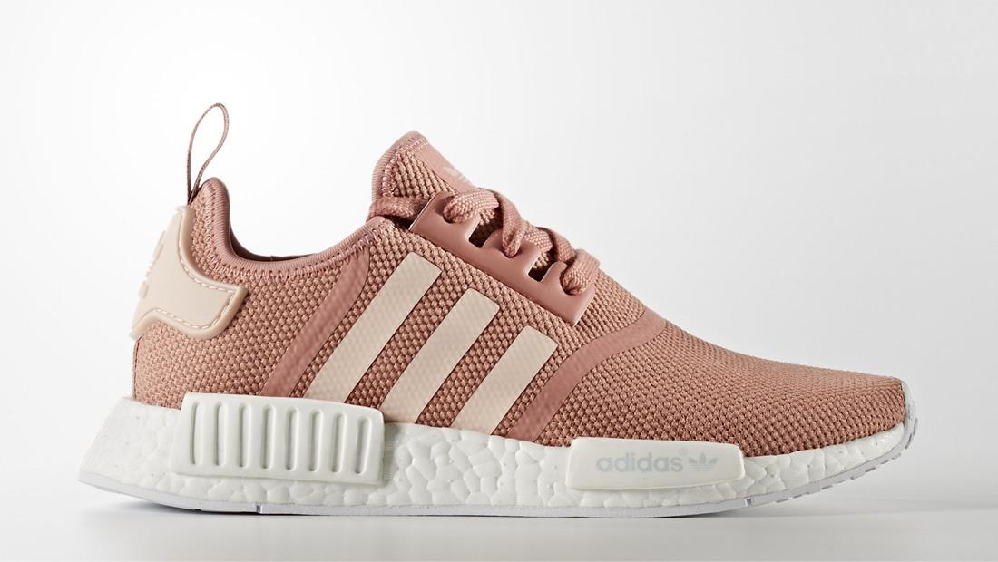 Adidas Nmd White Pink