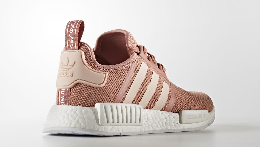 Adidas Nmd Runner In Raw Pink