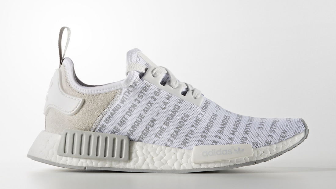 3c44eba0d ... shoes that look like yeezy 350 boost adidas nmd r1 blackout ...