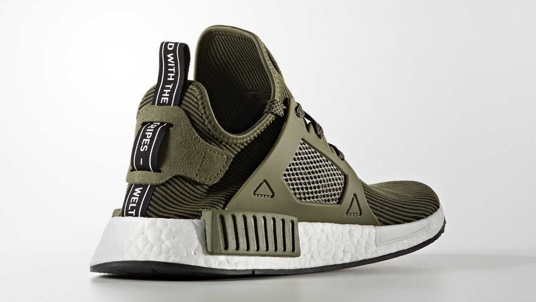 Adidas NMD XR 1 Olive in size 10 for sale · Slang