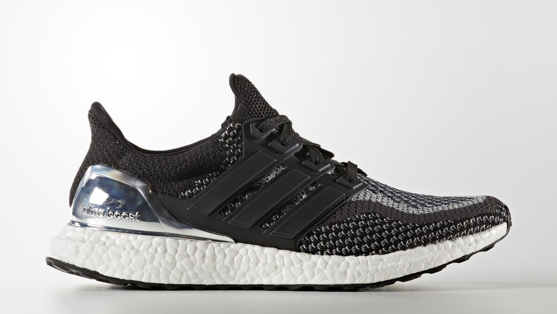 Adidas Ultra Boost Metallic Silver
