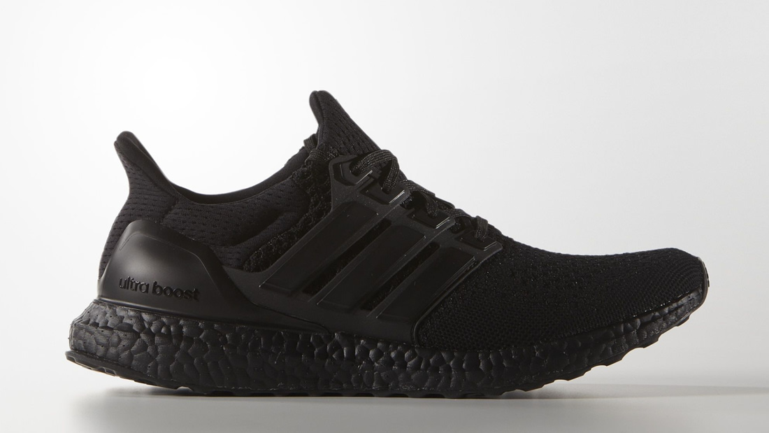 Adidas Ultra Boost All Black Release