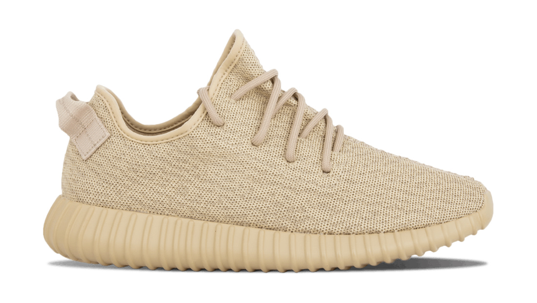 Yeezy Boost 350 Oxford Tan Sole
