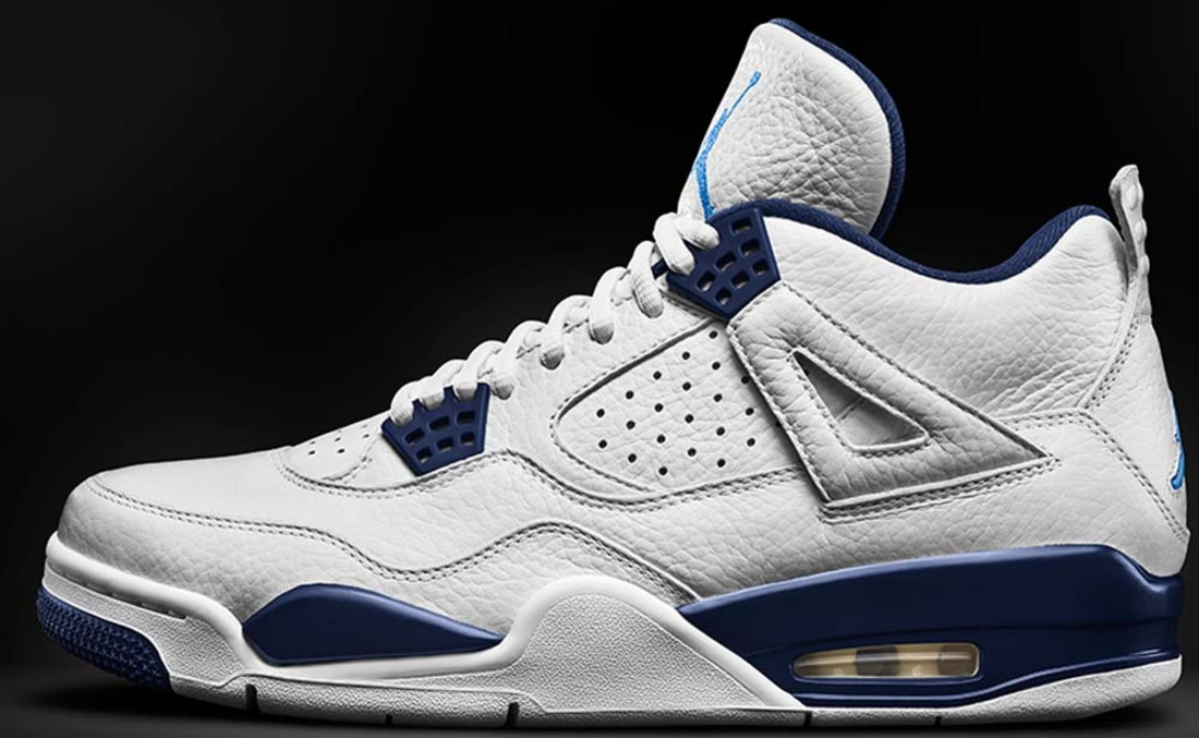 Jordan 4 Legend Blue